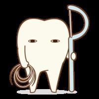 歯のセルフクリーニングイメージ